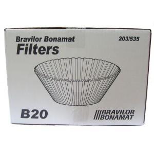 Bravilor B20 Filters x 250