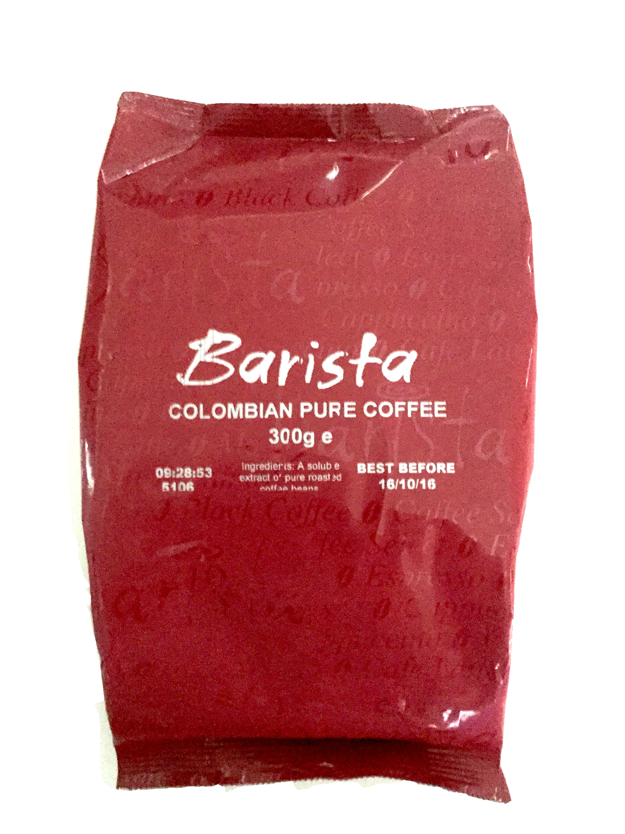 Colombian Instant Coffee 10 x 300g