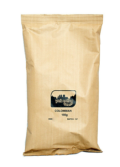 Fairtrade Colombian Filter Coffee 40 x 150g