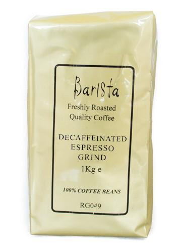 Decaffeinated  Espresso Grind 6 x 1kg