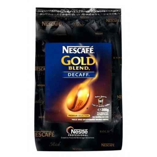 Nescafe Gold Blend Decaf 10 x 300g