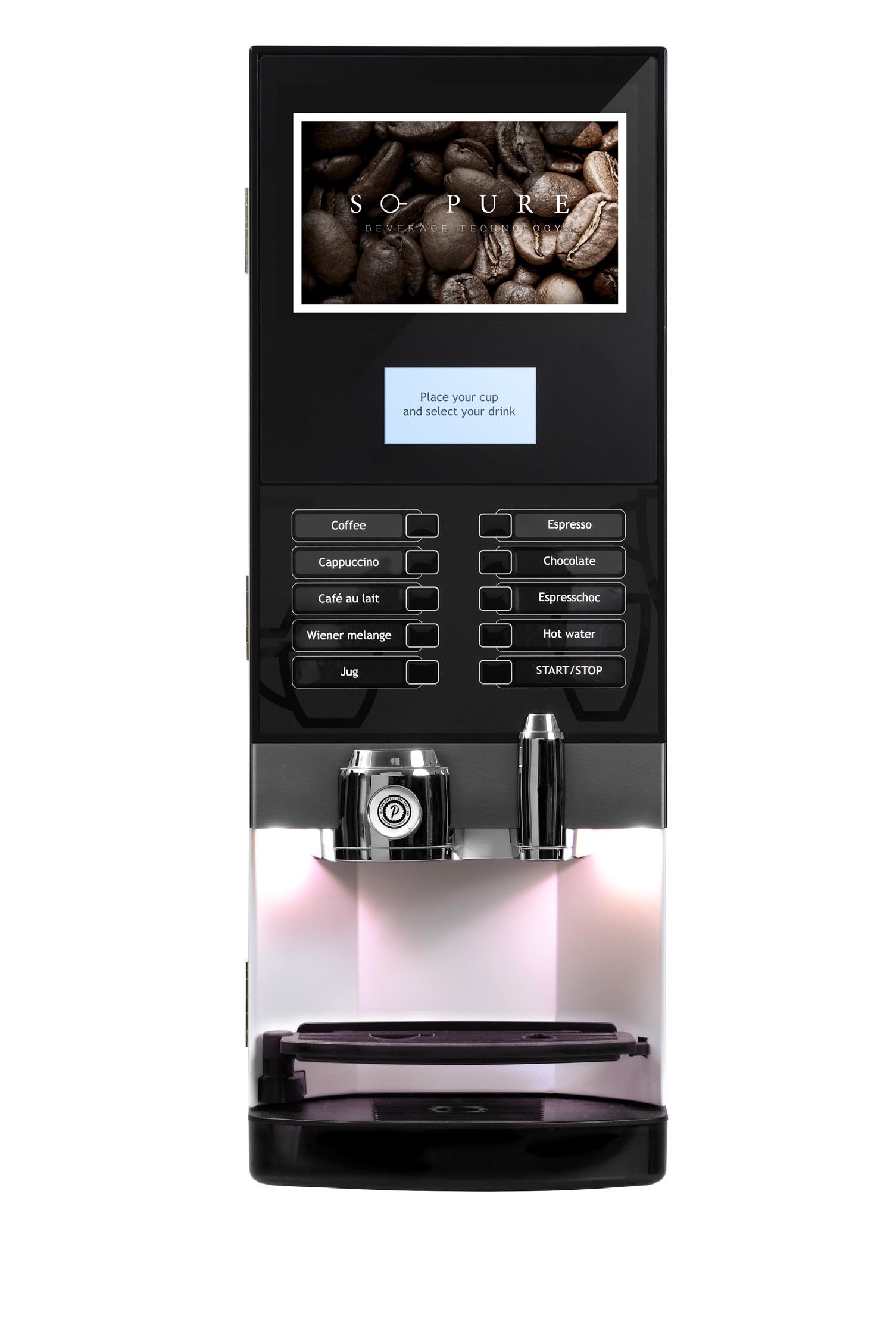 So Pure Platinum Mini Instant 1B - Coffee
