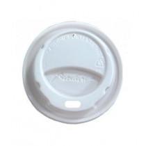 Benders White Domed Sip Lids 25/30cl x1000