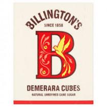Billingtons Demerara Sugar Cubes x 750g