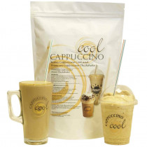 Shmoo Cappuccino Cool 1.25kg bag (with cups)
