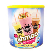 Shmoo Banana Milk Shake 1.8kg tub (With Small cups)