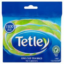 Tetley One Cup Tea Bags x 1100