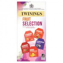Twinings Mixed Fruit Selection Individual Sachets 1 x 25
