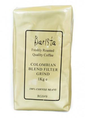 Colombian Blend Filter Grind 6x1kg