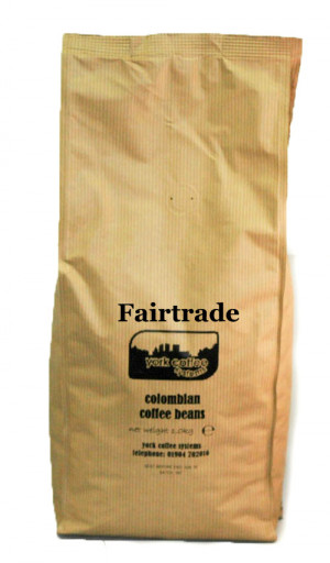 Fairtrade Colombian Coffee Beans 6 x 1kg