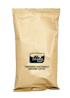 Fairtrade Guatemala Ground Coffee 50 x 3pt