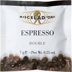 Miscela d'Oro Espresso Double Pods x 100