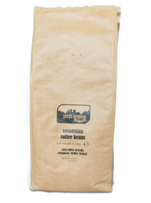 Colombian Coffee Beans 6 x 1kg
